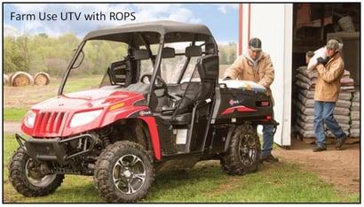 Farm Use Utility Task Vehicle